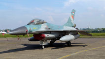 TS-1606 - Indonesia - Air Force General Dynamics F-16A Fighting Falcon aircraft