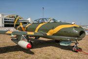 EC-DXJ - Fundación Infante de Orleans - FIO Hispano Aviación HA-200D Saeta aircraft
