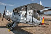 EC-ALP - Fundación Infante de Orleans - FIO Bücker Bü.133 Jungmeister aircraft