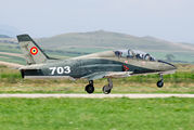 703 - Romania - Air Force IAR Industria Aeronautică Română IAR 99 Şoim aircraft