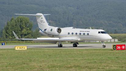 102001 - Sweden - Air Force Gulfstream Aerospace Tp102A