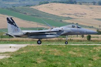 84-0015 - USA - Air Force McDonnell Douglas F-15C Eagle