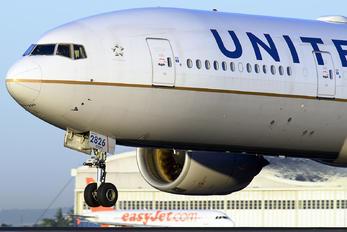 N226UA - United Airlines Boeing 777-200ER