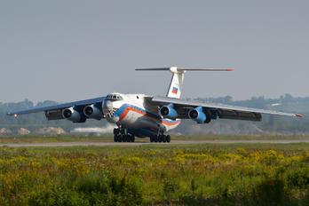 RF-76827 - Russia - Ministry of Internal Affairs Ilyushin Il-76 (all models)