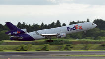 N552FE - FedEx Federal Express McDonnell Douglas MD-11F aircraft