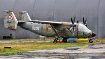 0206 - Poland - Air Force PZL M-28 Bryza aircraft