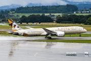 A6-BLB - Etihad Airways Boeing 787-9 Dreamliner aircraft