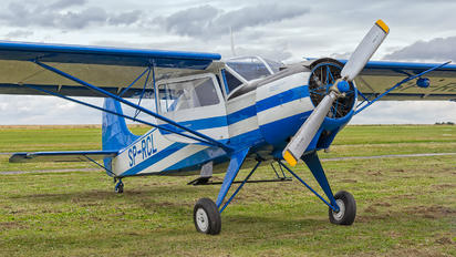SP-RCL - Aeroklub Ziemi Zamojskiej PZL 101 Gawron