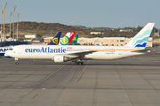 CS-TFT - Euro Atlantic Airways Boeing 767-300ER aircraft