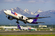N895FD - FedEx Federal Express Boeing 777F aircraft