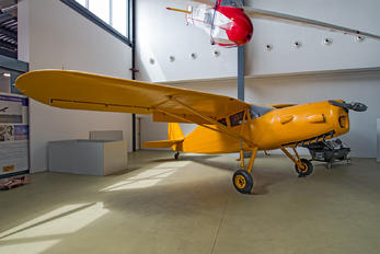 EC-GXP - Fundació Parc Aeronàutic de Catalunya Fairchild 24R-46A (modified) Argus III