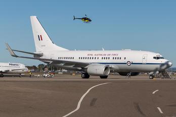 A36-001 - Australia - Air Force Boeing 737-700