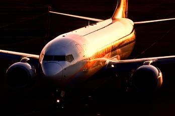VT-JFT - Jet Airways Boeing 737-800
