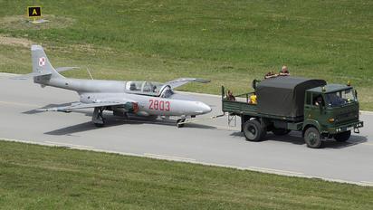 2003 - Poland - Air Force PZL TS-11 Iskra