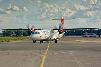 YU-ALU - Air Serbia ATR 72 (all models)