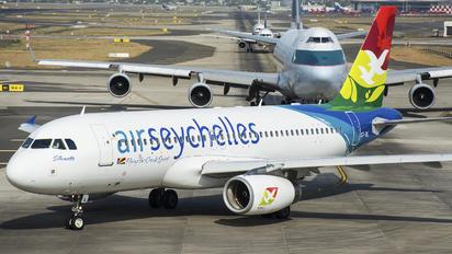 S7-SIL - Air Seychelles Airbus A320