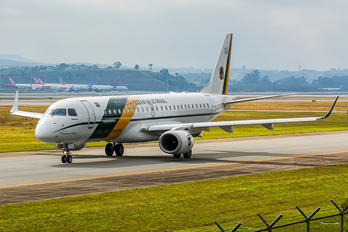 2590 - Brazil - Air Force Embraer ERJ-190 VC-2