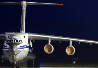 RA-78816 - Russia - Air Force Ilyushin Il-76 (all models)