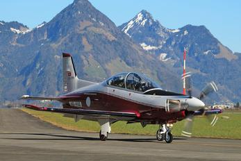 HB-HVA - Qatar Amiri - Air Force Pilatus PC-21