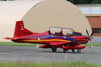 HB-HCE - Malaysia - Air Force Pilatus PC-7 I & II