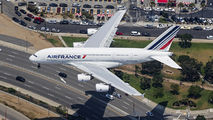 F-HPJB - Air France Airbus A380 aircraft