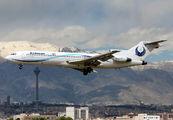 EP-ASB - Iran Aseman Boeing 727-200 (Adv) aircraft