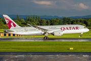 A7-BDD - Qatar Airways Boeing 787-8 Dreamliner aircraft