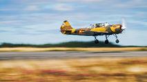 EC-HYX - Private Yakovlev Yak-52 aircraft