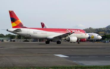 N599AV - Avianca Airbus A320