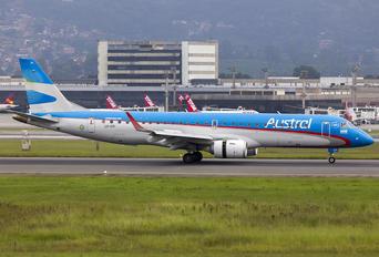 LV-CPI - Austral Lineas Aereas Embraer ERJ-190 (190-100)