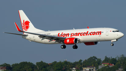 PK-LPL - Lion Airlines Boeing 737-800