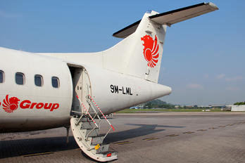 9M-LML - Malindo Air ATR 72 (all models)