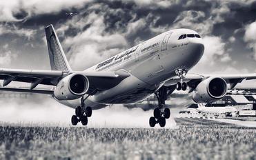 TS-IFN - Tunisair Airbus A330-243
