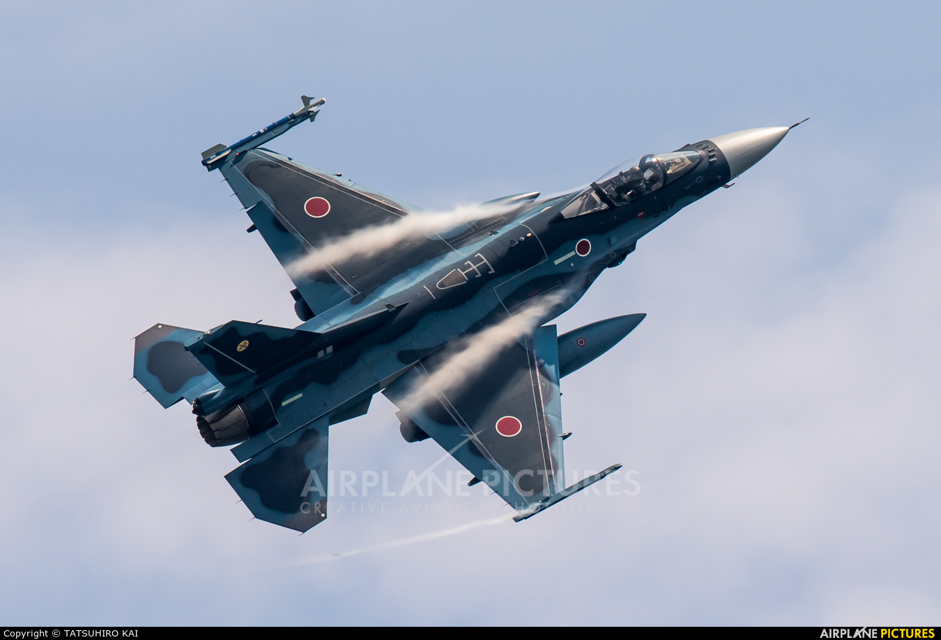 Japan - Air Self Defence Force 93-8547 aircraft at Tsuiki AB
