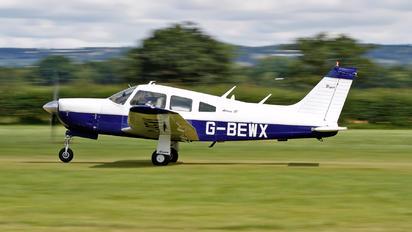 G-BEWX - Private Piper PA-28 Arrow