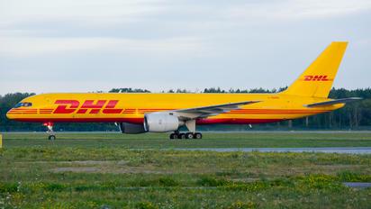 G-BMRB - DHL Cargo Boeing 757-200F