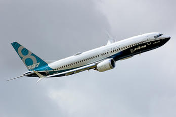 N8704Q - Boeing Company Boeing 737-8 MAX