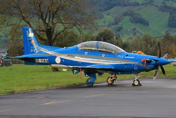 HB-HWM - Saudi Arabia - Air Force Pilatus PC-21