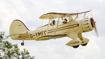 G-YMFC - Private Classic Aircraft Corp WACO YMF