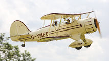 G-YMFC - Private Classic Aircraft Corp WACO YMF aircraft