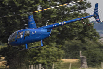 G-LMBO - Thurston Helicopters Robinson R44 Astro / Raven