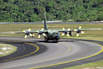 3134 - Venezuela - Air Force Lockheed C-130A Hercules