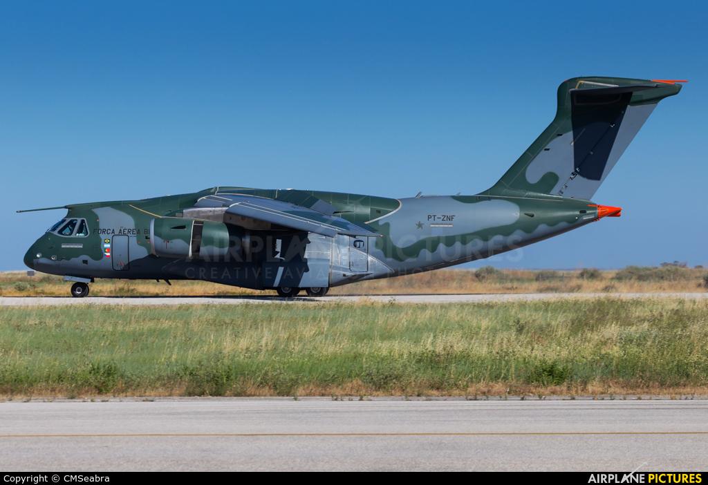 Brazil - Air Force PT-ZNF aircraft at Alverca