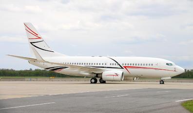 VP-CLR - Lukoil-Avia Boeing 737-700 BBJ