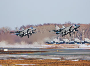 RF-92442 - Russia - Air Force Mikoyan-Gurevich MiG-31 (all models)