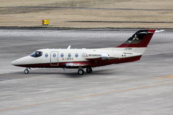 JA78MA - Mitsubishi Aircraft Corporation Hawker Beechcraft 400A Beechjet
