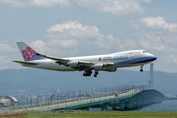 B18717 - China Airlines Cargo Boeing 747-400