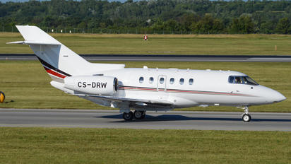 CS-DRW - NetJets Europe (Portugal) Hawker Beechcraft 800XP