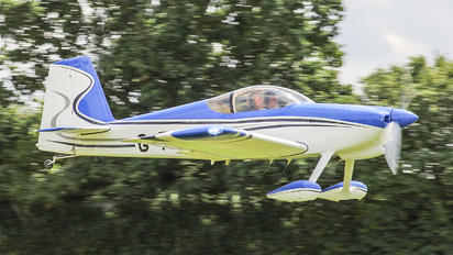 G-FOZY - Private Vans RV-7