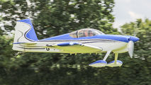 G-FOZY - Private Vans RV-7 aircraft